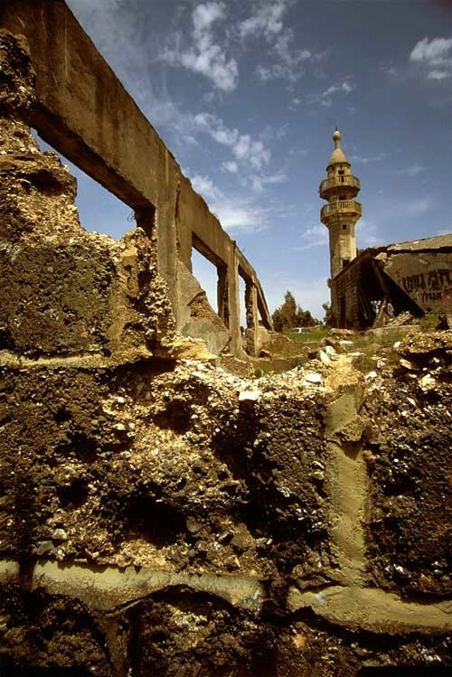 Old Mosque - The Golan Heights