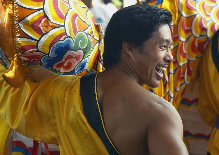 Dancer, Chinese New Year