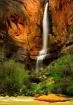Waterfall at Sina...