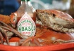Crab and Tabasco