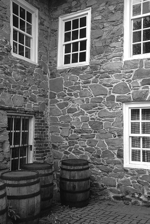Stone House - ID: 1350803 © Averie C. Giles