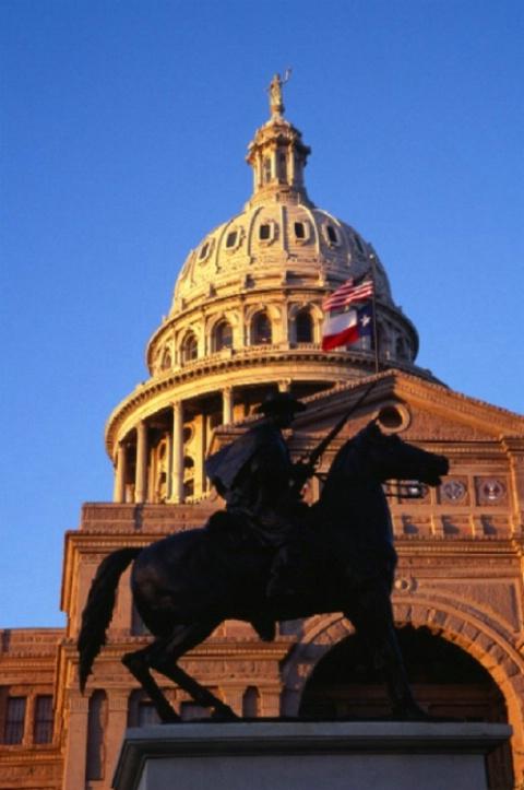 TX Capitol, Austin