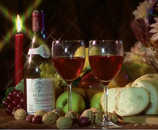 Wine still