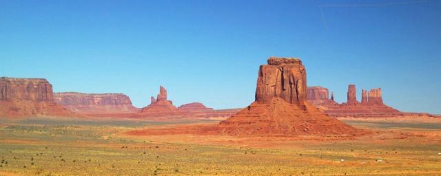 Artist Overlook Panorama - ID: 1376589 © Jacqueline Stoken