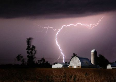 Passing Energy Storm