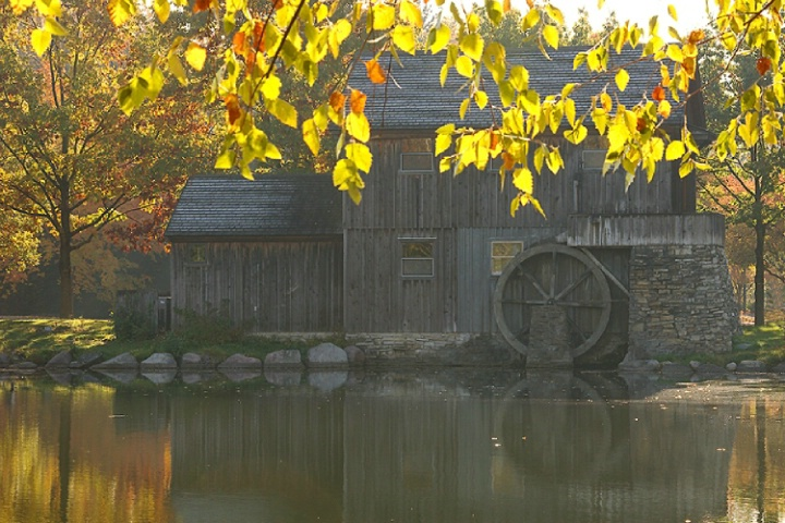 Midway Mill