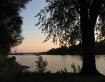 Riverside Sundown