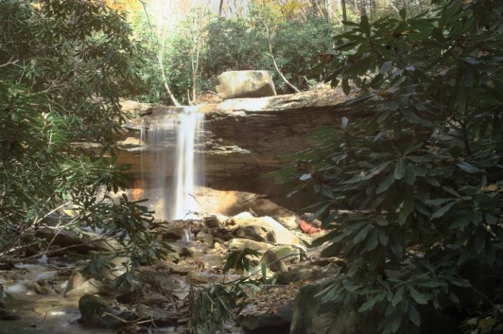 Boliver Falls, Boliver PA, SGL 276