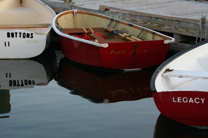 Row Boats...