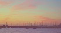 A Melbourne Sunset