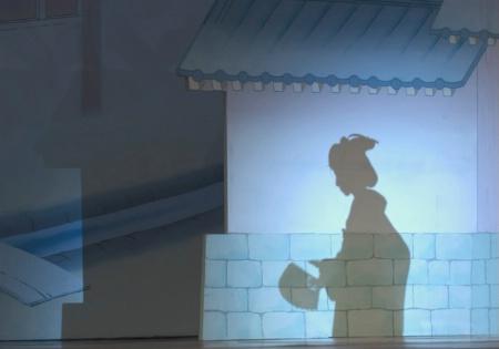 Geisha Shadow Series #1