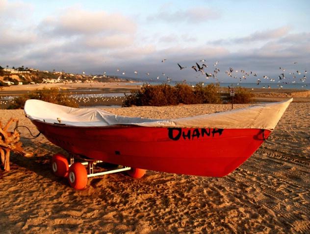 Doheny Dory Boat - ID: 1435317 © Daryl R. Lucarelli