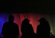 Niagara silhouettes