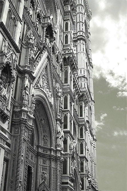 The Duomo From The Side