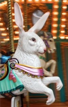 Panning #1 Bunny
