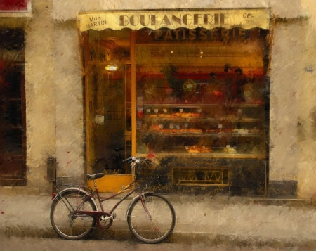 Boulangerie & Bike