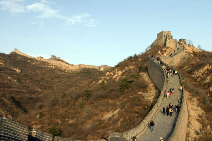 The Badaling Great Wall - ID: 1462531 © Jacqueline Stoken