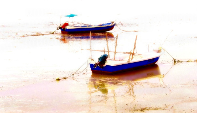 Two Fishing Boats, v1c