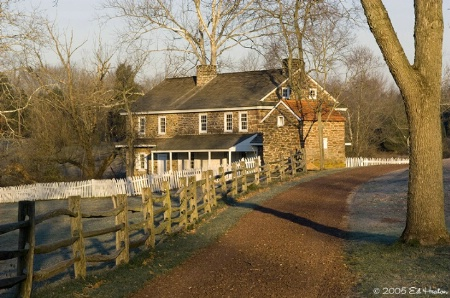 Daniel Boone Homestead