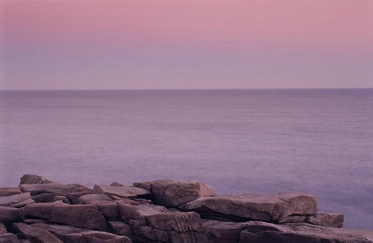 Sunset Rocks - ID: 1481476 © Nora Odendahl
