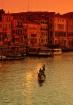 Sunset Gondolier