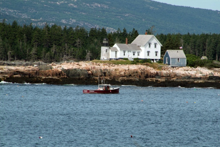 Winter Harbor Light