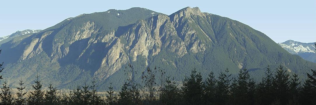 <b>Mount Si Panorama #4</b>