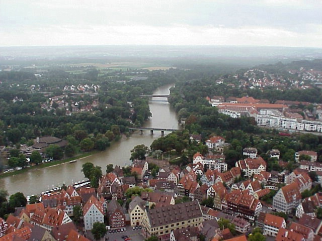 A view of Ulm