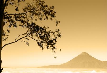 Agua's Volcano