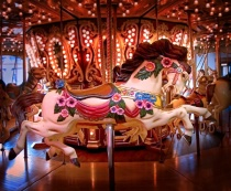 Carousel Horse - Seattle