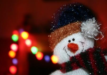 A Warm Frosty