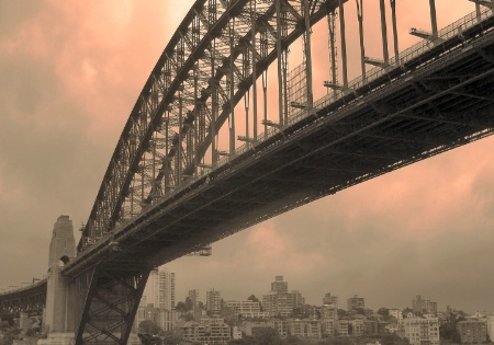 Sydney Harbour Bridge : My perspective