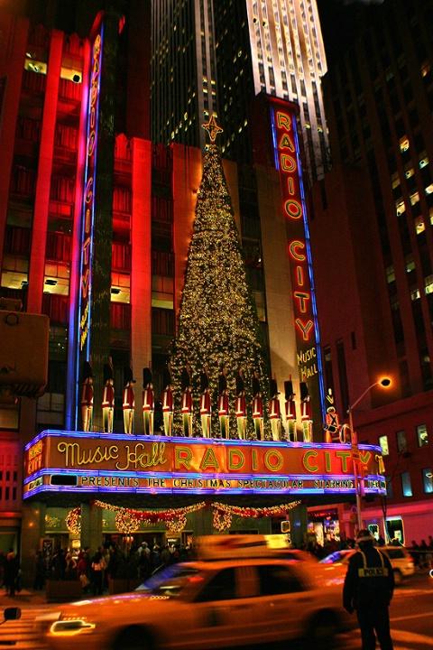 Radio City Music Hall, Christmas 2005