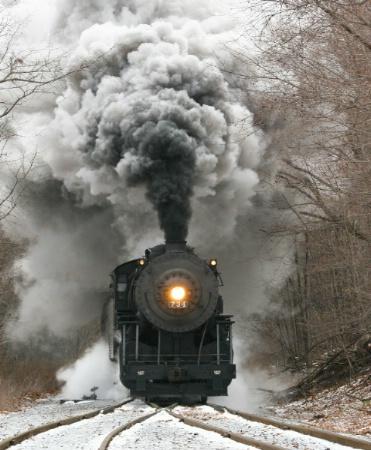 Snow & Steam 2