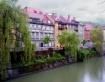 Ljubljana in Rain