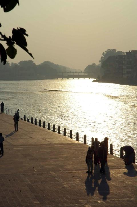 River Ganges.