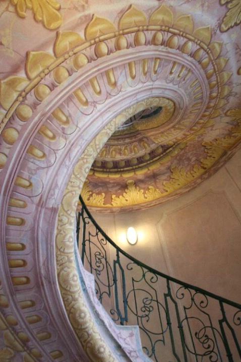 Spiral Staircase - ID: 1582408 © Deborah A. Prior