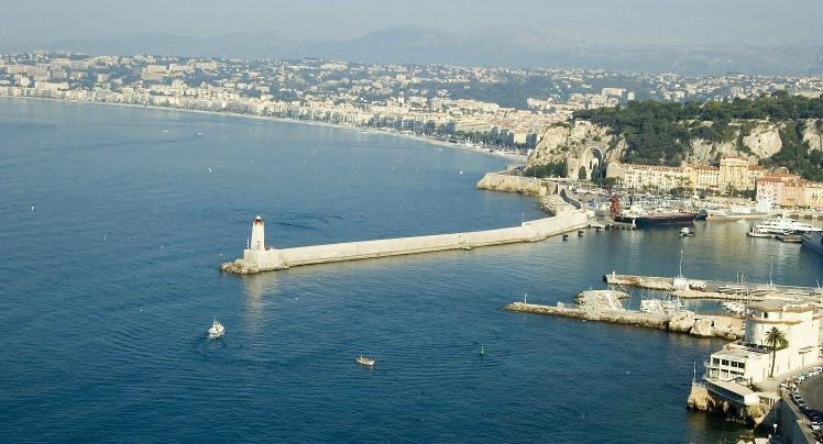 Harbor In Monaco - ID: 1587426 © Robert A. Eck