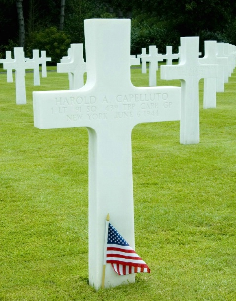 American Soldier Remembered - ID: 1587431 © Robert A. Eck
