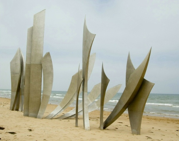 Memorial On Omaha Beach - ID: 1587434 © Robert A. Eck
