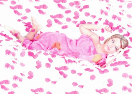 Her Bed Of Roses