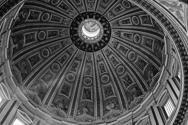 St. Peters Basilica Dome