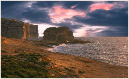 Fungus Rock - Gozo
