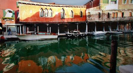 Watercolors of Venice