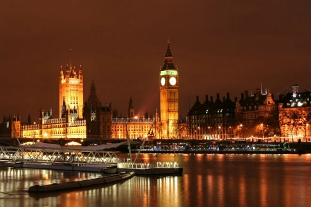 Big Ben @ Night