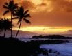 Sunset in Paradis...