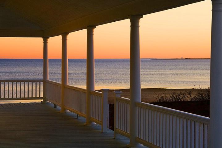 Sunset Porch - ID: 1728771 © Jeff Lovinger
