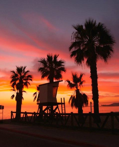 CB Tower Sunset - ID: 1737062 © Daryl R. Lucarelli