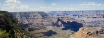 Grand Canyon Panoramic Image