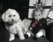 Portrait with Pup...